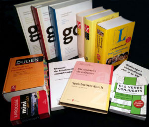 Services offered by Arnau Dalmau - Translator and DTP expert in German, English, Catalan and Spanish